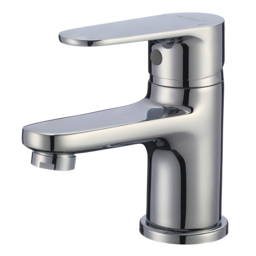 NERO Robinet mitigeur lavabo