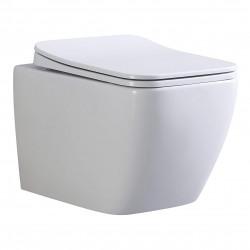 Toilettes wc suspendu